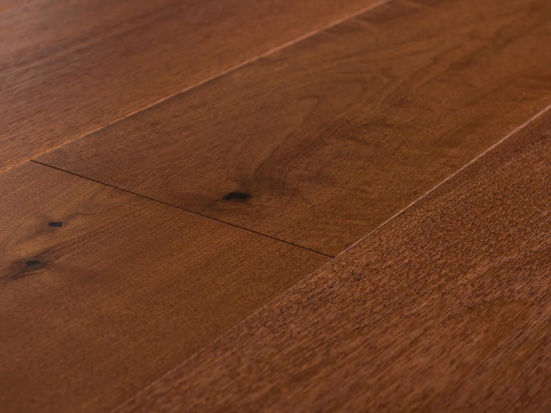 Brushed American Walnut Natural